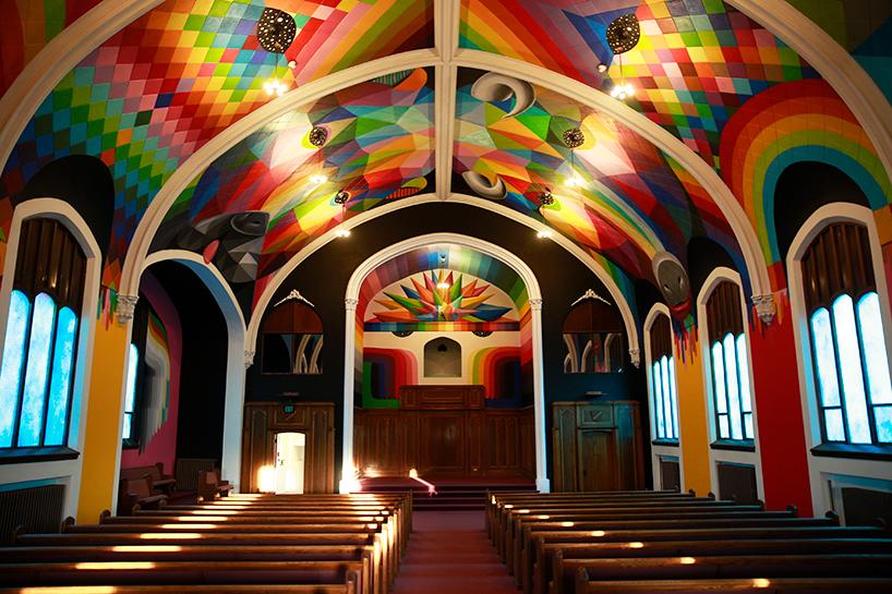 Несподіваний дизайн: церква Маріхуани в Денвері
