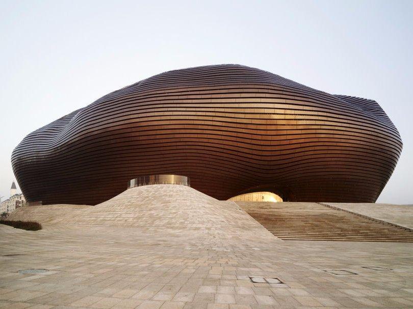 Удивительная архитектура Китая: самые красивые здания (Часть 2)