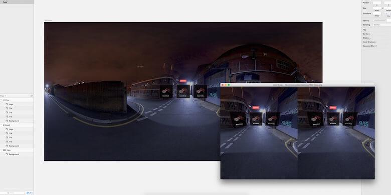 Як дизайнеру створити свій перший VR-інтерфейс за 5 хвилин (Частина 3)