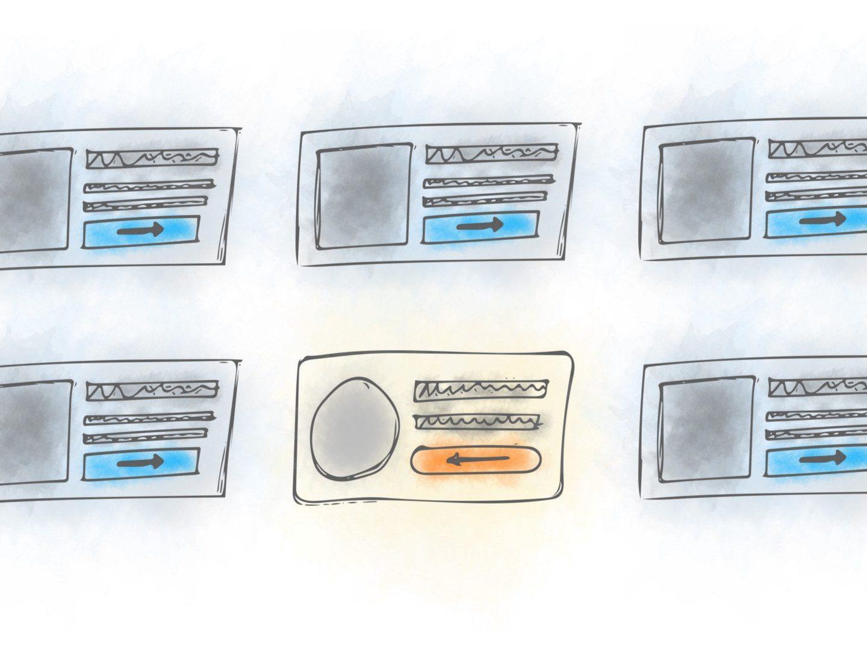 Послідовність у дизайні: що це таке і 4 типи послідовності