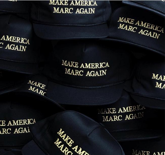 Черговий дизайн протест проти Трампа: від Marc Jacobs