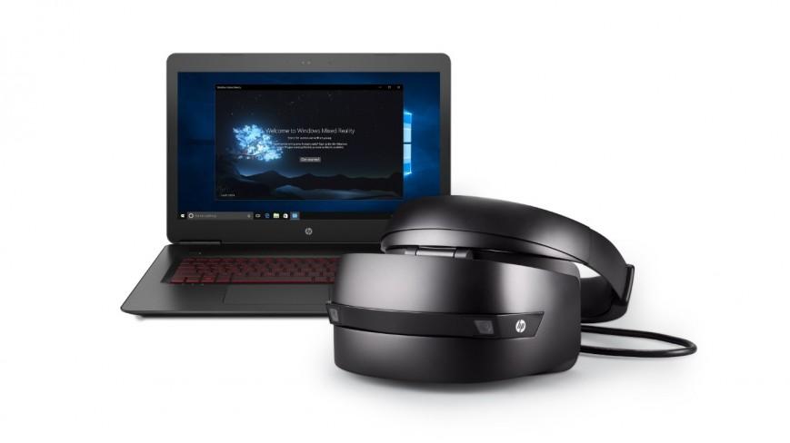 Віртуальна реальність від Microsoft – шолом Windows Mixed Reality
