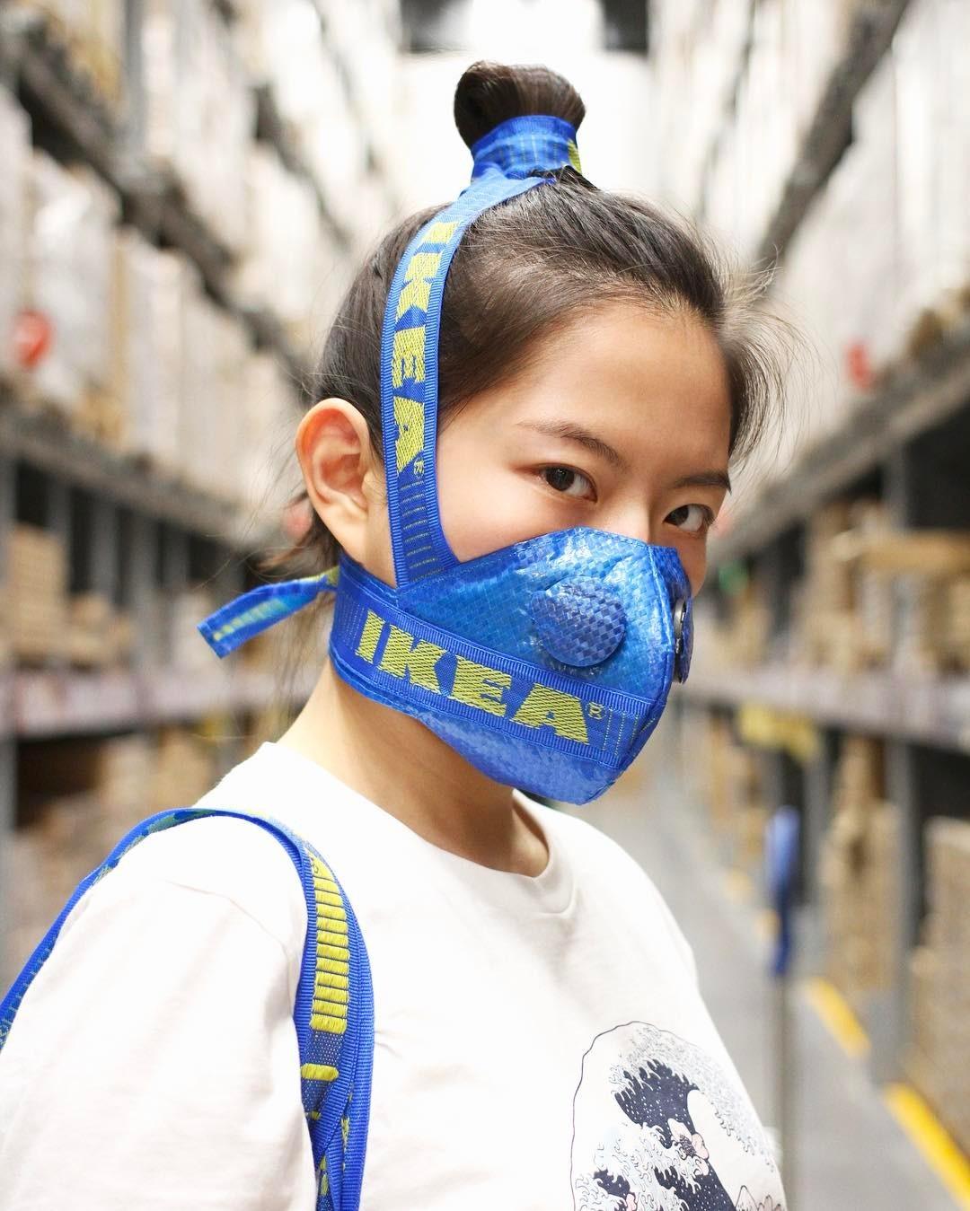 Клонирование IKEA продолжается: что можно сделать из сумки за 40 пенсов?