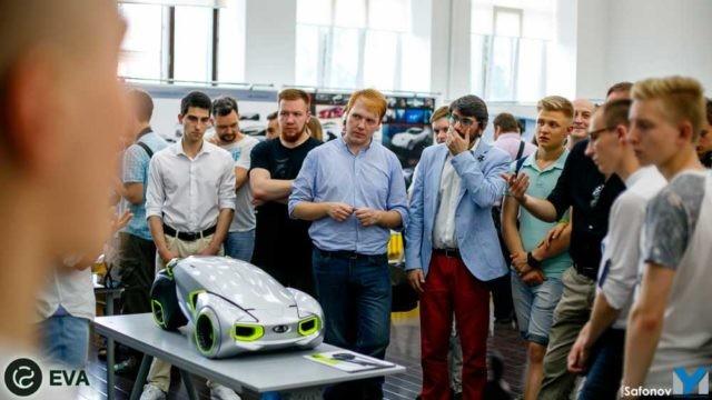 Дизайнерське диво із Росії: модульний електромобіль Lada L-Ego