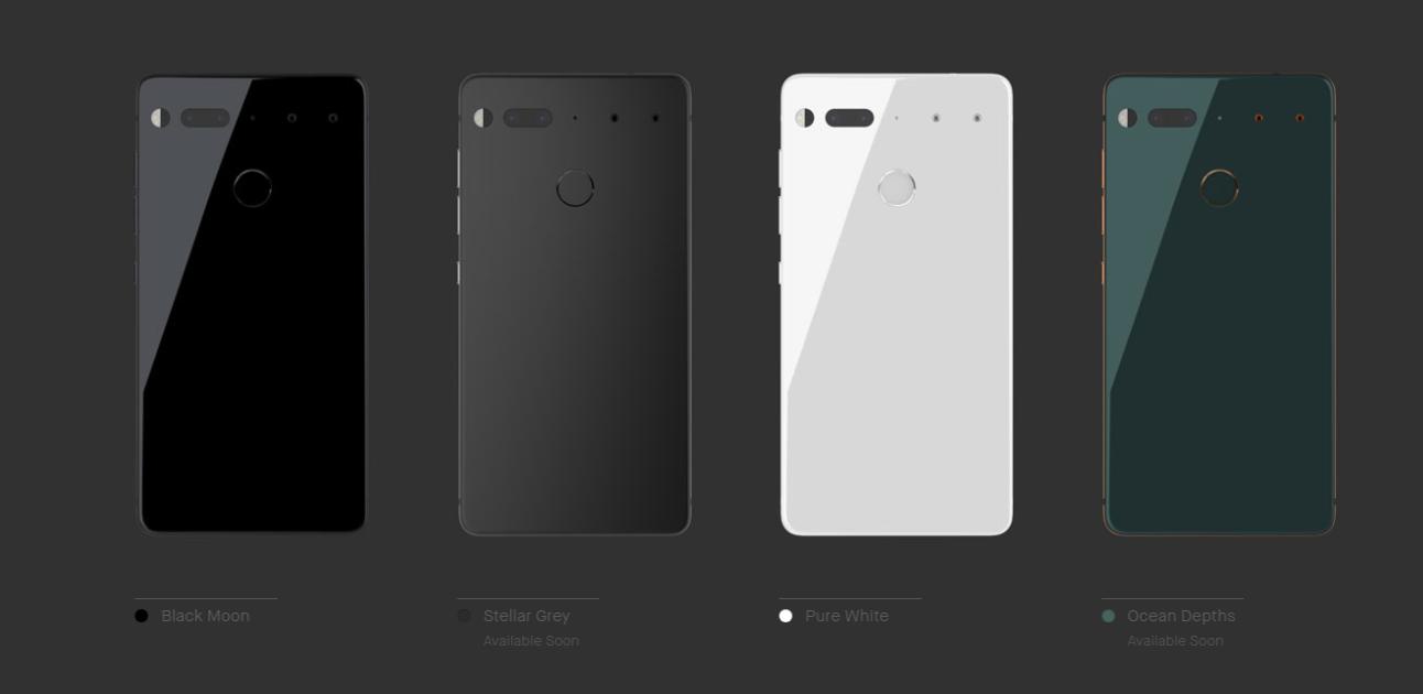 Зустрічайте Essential PH-1 – телефон від творця Android