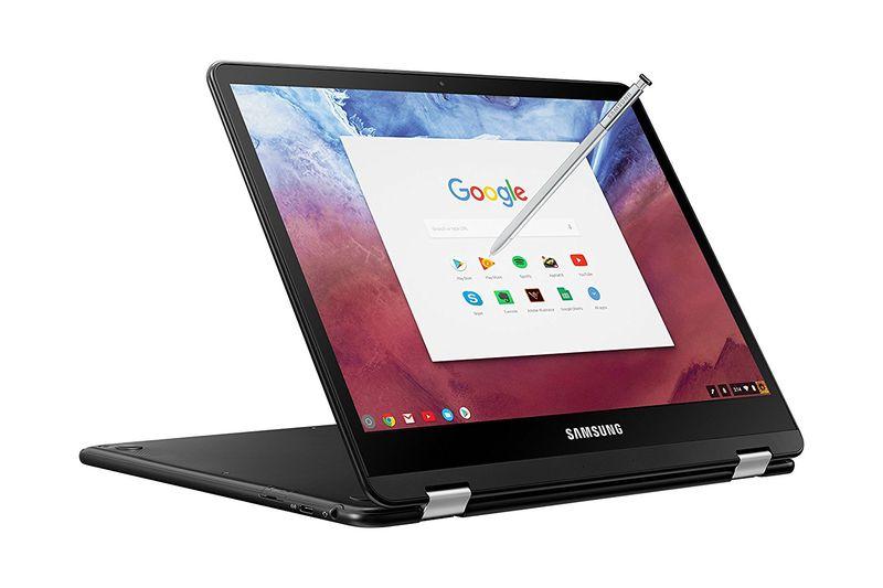"Новий Samsung Chromebook Pro отримав ""чорний"" дизайн (Фото)"