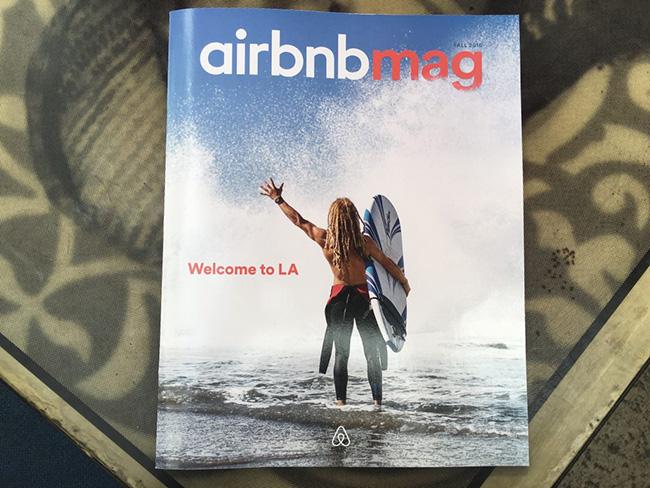 Вісцеральна реакція на папір: Airbnb випустила друкований журнал