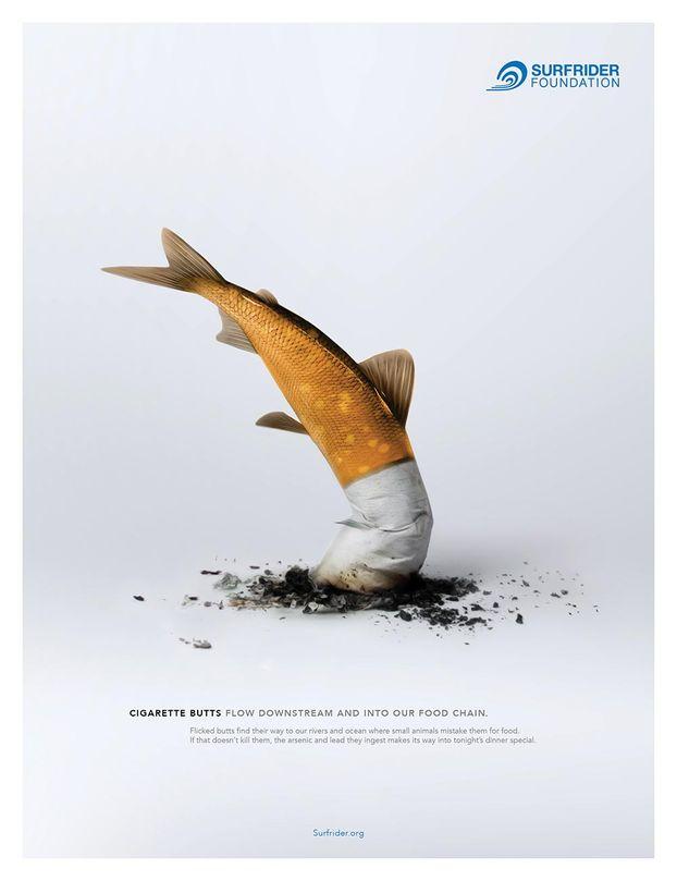 Серія моторошних постерів – шикарна робота дизайнерів для екологів