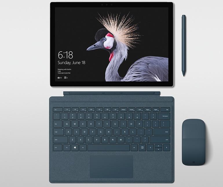 Атака на Macbook Pro: Microsoft анонсувала новий планшет Surface Pro