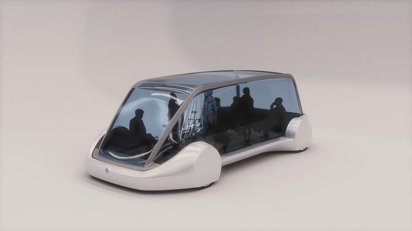 Ілон Маск показав концепт-кар для своїх тунелів – із нудним дизайном