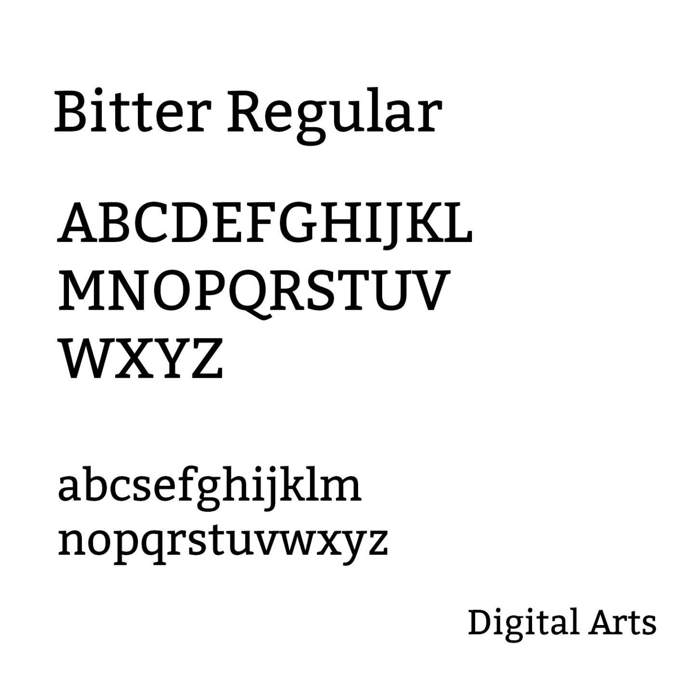 30 безкоштовних шрифтів, які ВАРТО мати під рукою