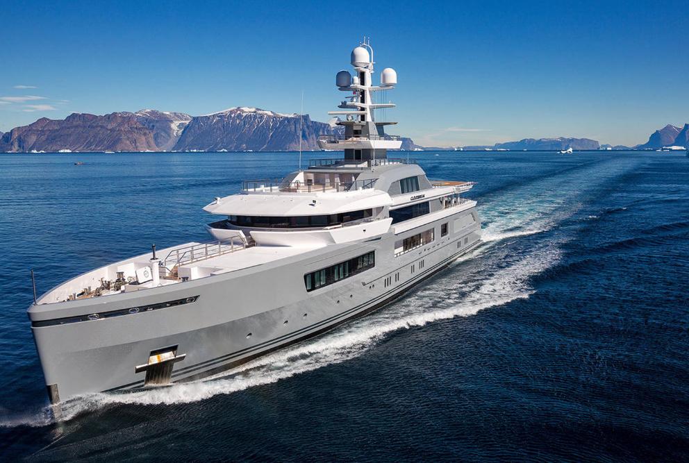 Кращі яхти світу: чудо дизайну, що плаває (Фото)