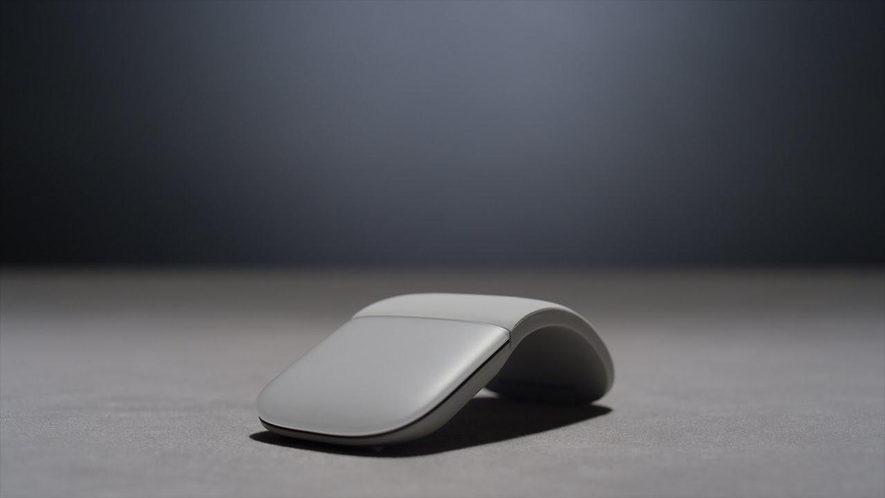 Дизайнери Microsoft вигадали дуже круту мишку – за $80