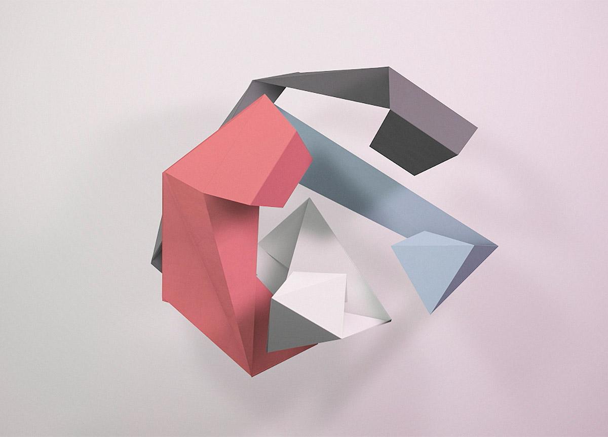 Холодна, але класна motion-графіка – від данського дизайнера