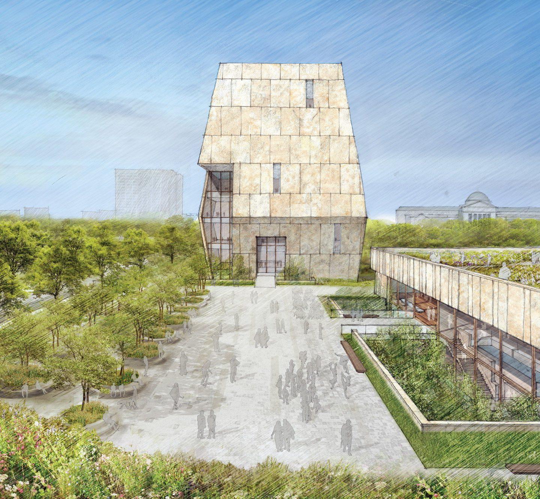 Просто круть! Ось як буде виглядати Президентська бібліотека Обами