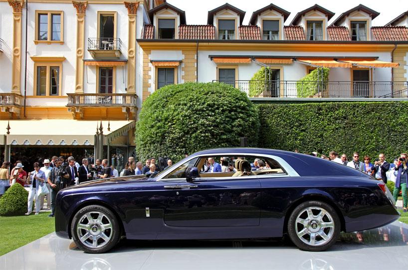 Rolls-Royce Sweptback: неймовірне ретро-авто за $13 млн