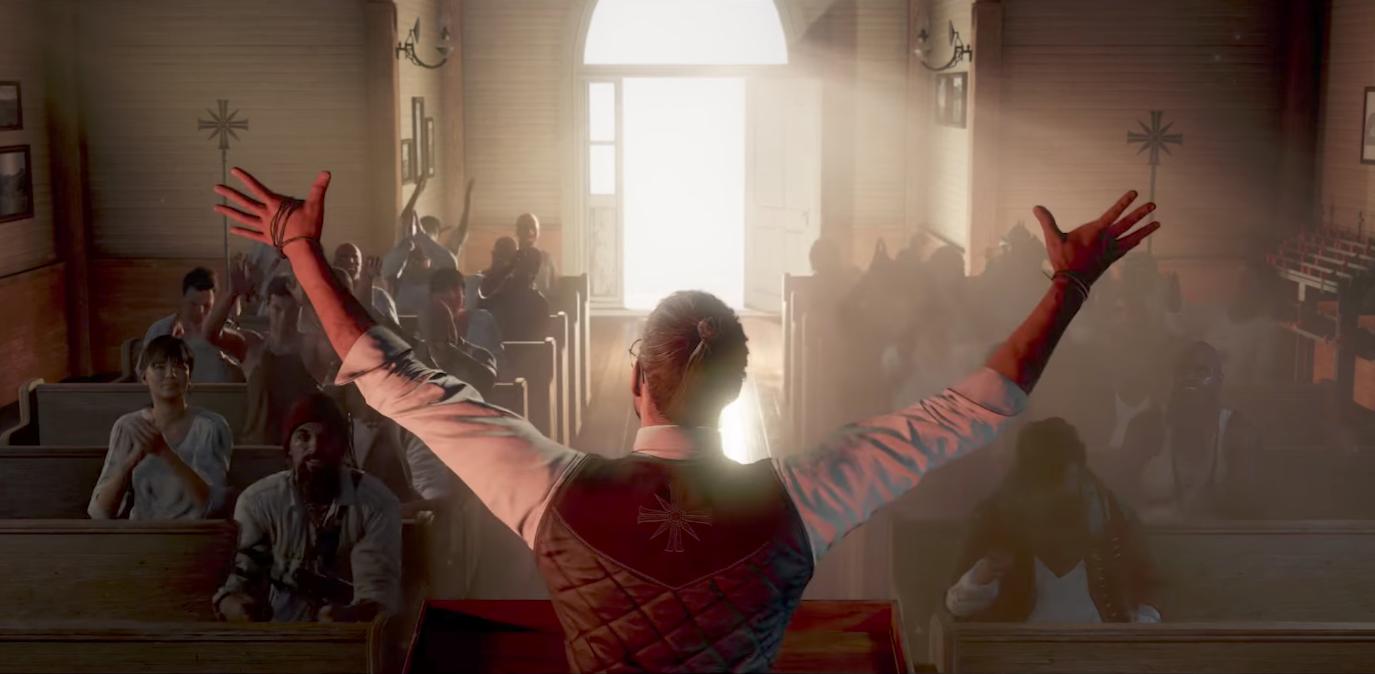 Far Cry 5: игровой шедевр, который не оставит вас равнодушным (Видео)