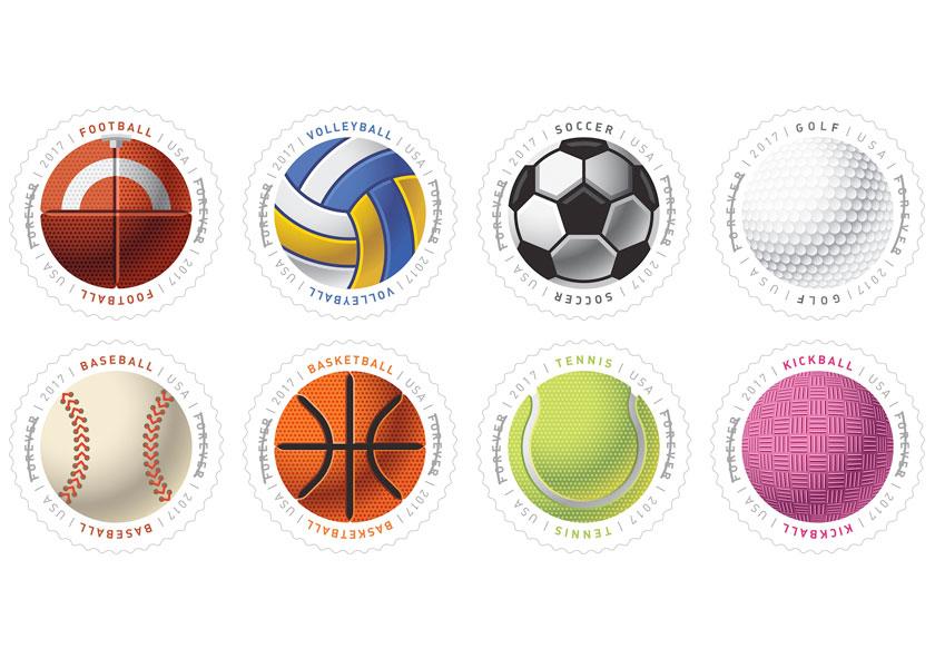 Крутий дизайн марок Поштової служби США