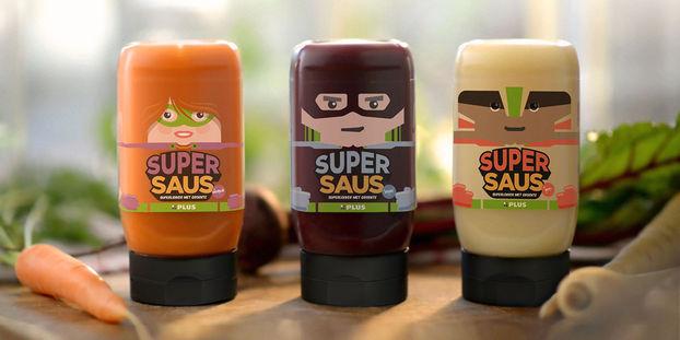 SuperSauce або як дизайн заохочує дітей їсти більше овочів