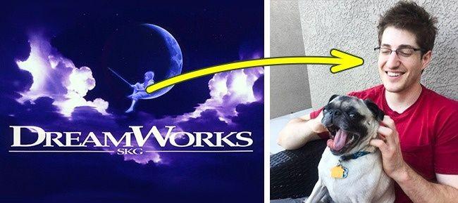 DreamWorks Pictures лого