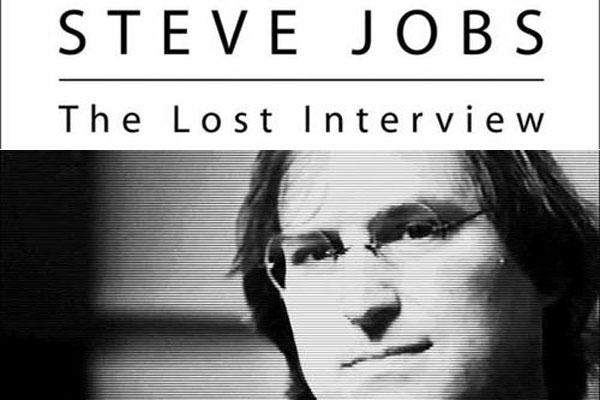 Кращі фільми про дизайн: Steve Jobs: The Lost Interview та інші