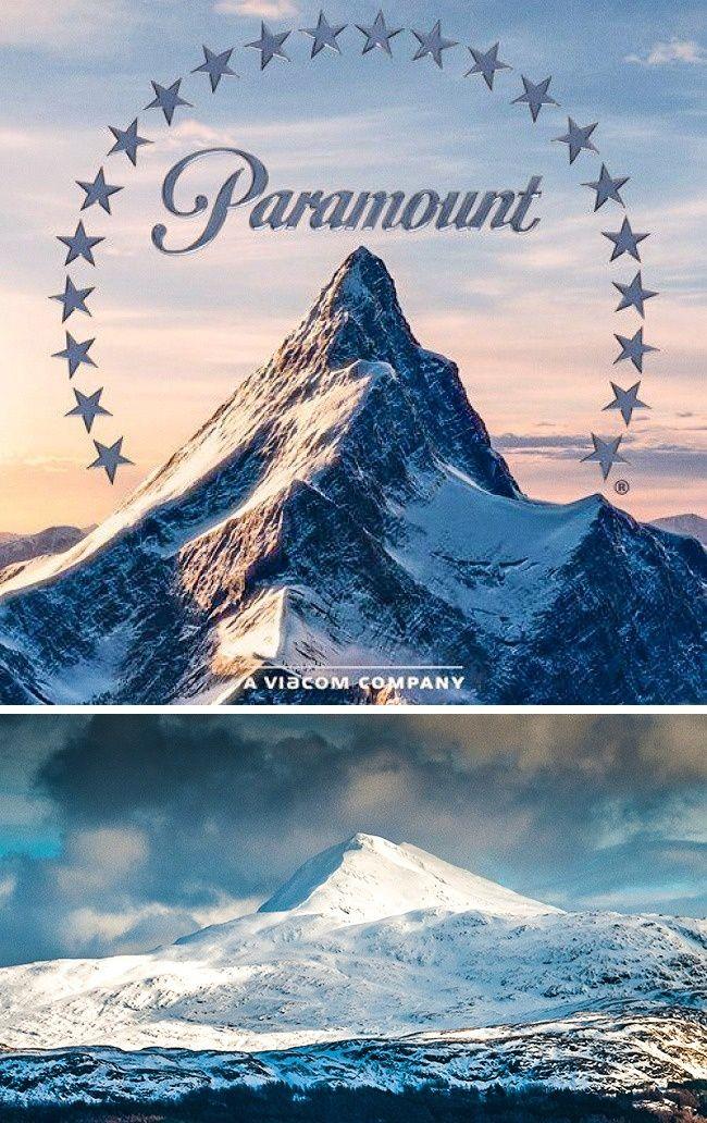 Paramount Pictures логотип