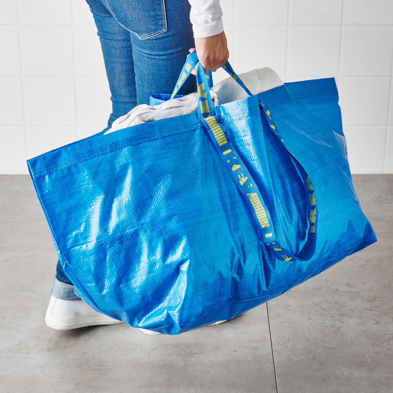 IKEA випустила фільм присвячений своїй легендарній синій сумці Frakta
