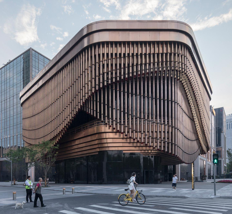 Неймовірний дизайн театру в Шанхаї (Фото)