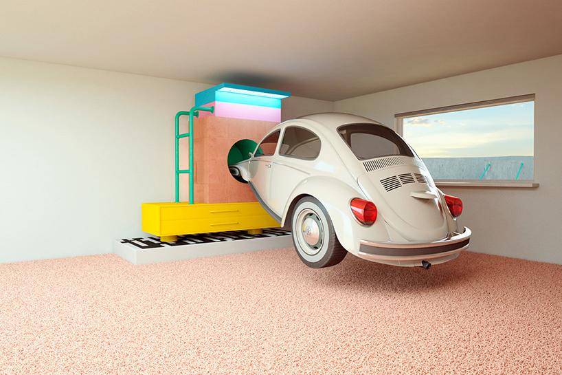 Абсолютно безбашенна анімація VW