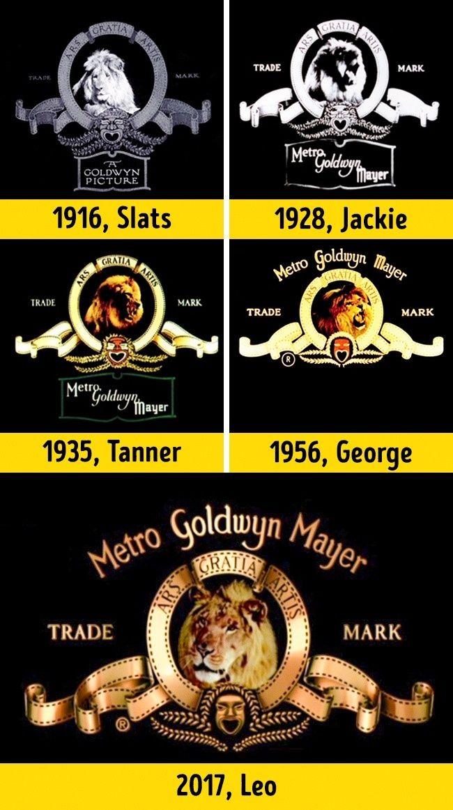 Як створювалися лого відомих кіностудій: історії DreamWorks, Paramount, Columbia Pictures та інших