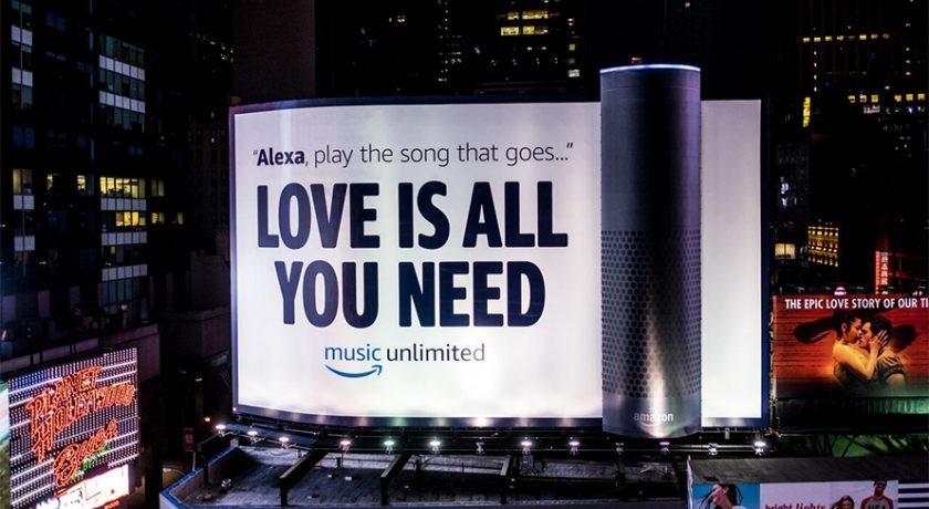 24-метрова рекламна інсталяція від Amazon – ефектний історичний рекорд