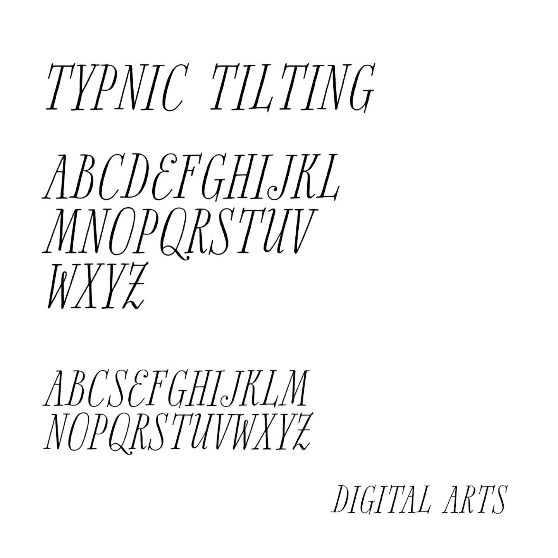 30 безкоштовних шрифтів, які повинен мати кожен дизайнер (Частина 3)
