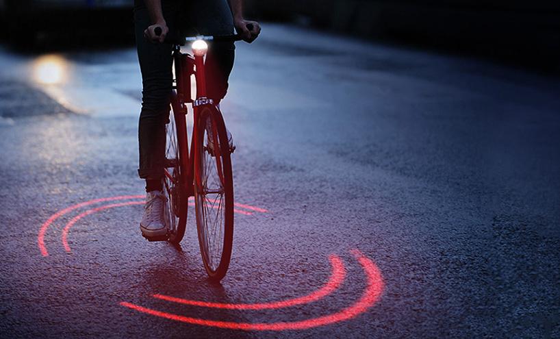 Bikesphere – класний дизайн для безпеки велосипедиста уночі (Відео)