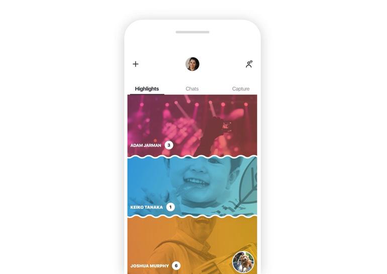 І тут копіювання Snapchat: редизайн Skype від Microsoft
