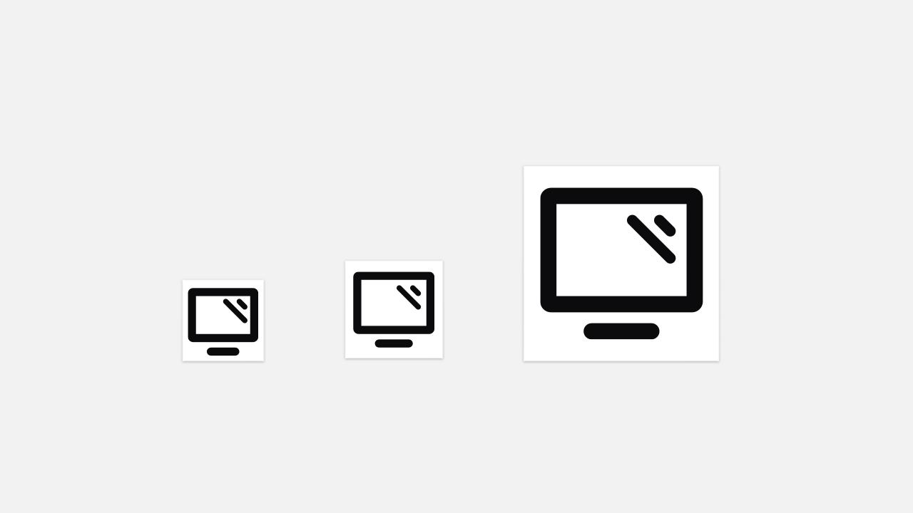 Як робити дизайн іконок ПРАВИЛЬНО: Pixel Perfection, масштабування та експорт
