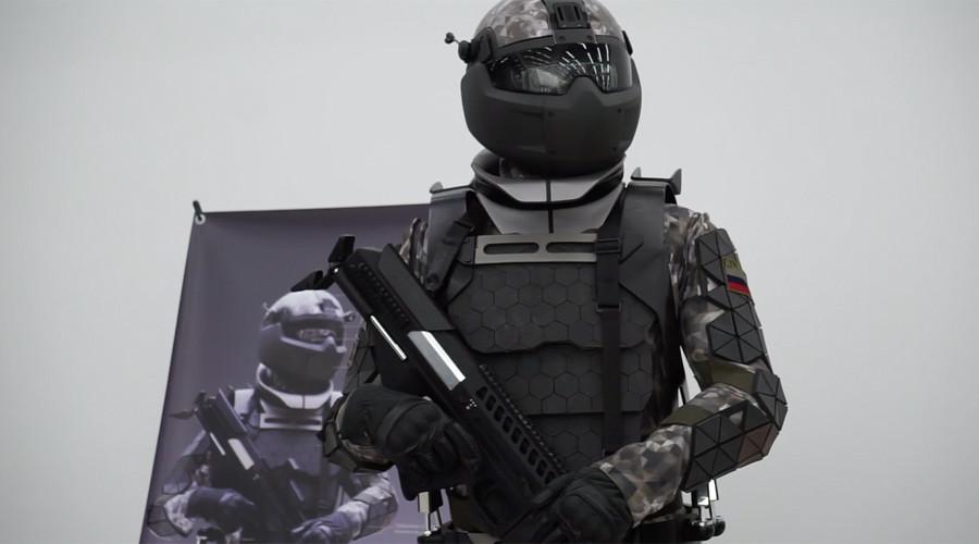 Росіяни створили військовий костюм у стилі … Star Wars (Фото)