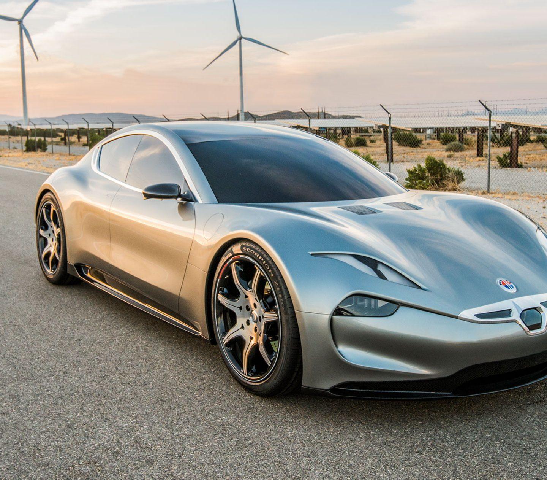 Дуже цікавий конкурент Tesla з цікавим дизайном – від Fisker