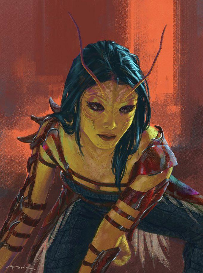 Крутезні роботи концепт-художника із Marvel