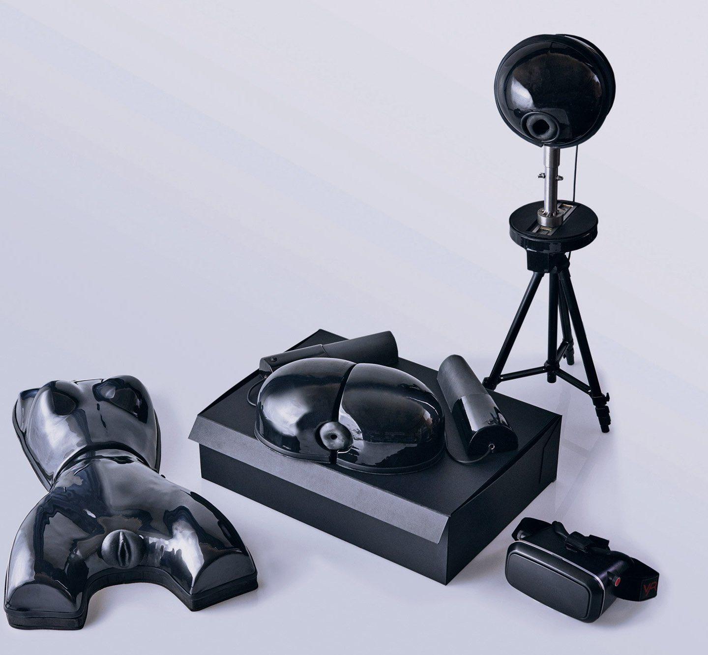 Секс-іграшка для VR: випускна робота британської студентки