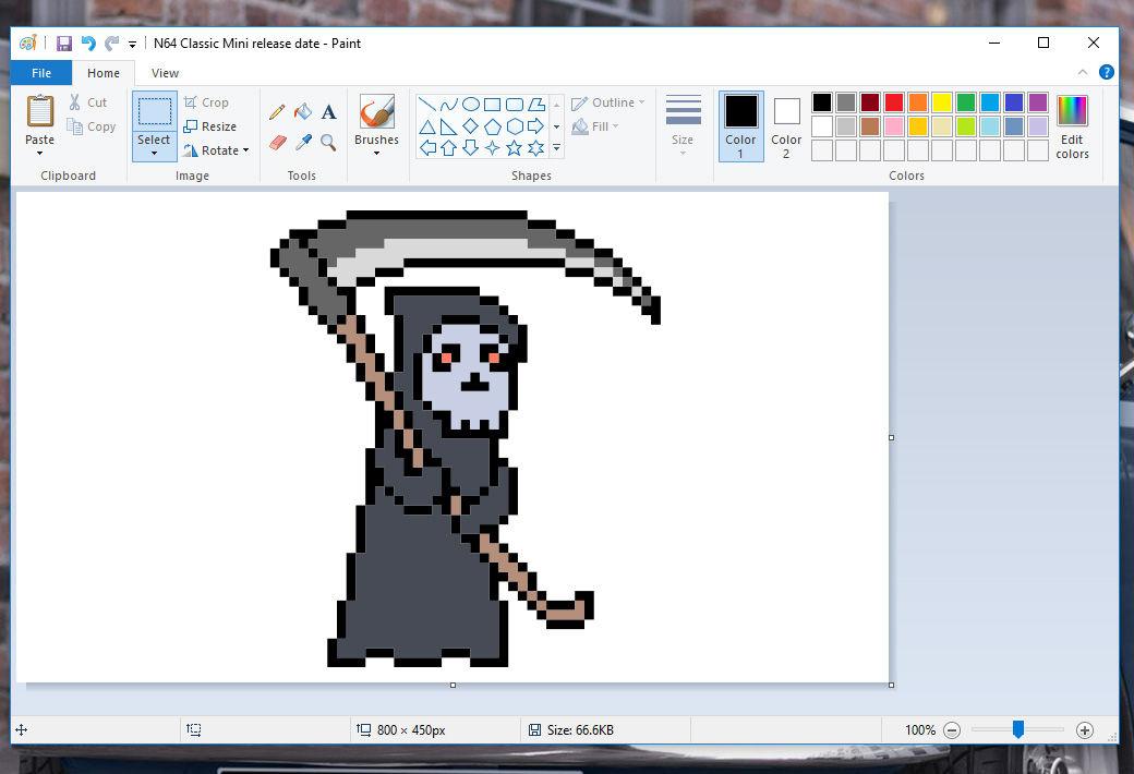 Microsoft оголосила Paint застарілим і припиняє підтримку додатка