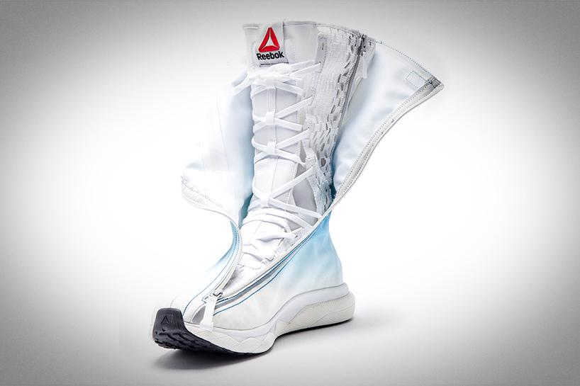 Reebok випустила дуже стильні чоботи для астронавтів
