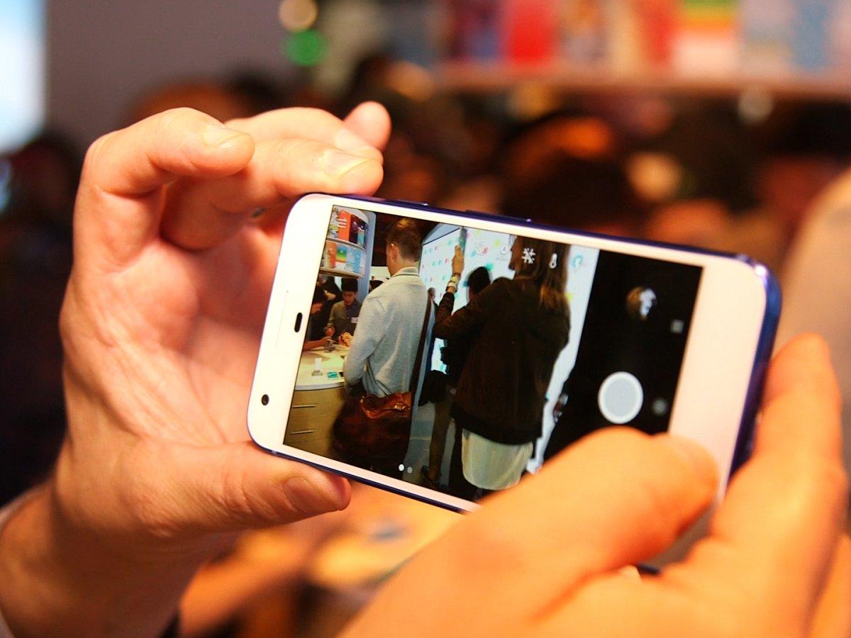 Все що ми знаємо про дизайн нового смартфону від Google – Pixel 2