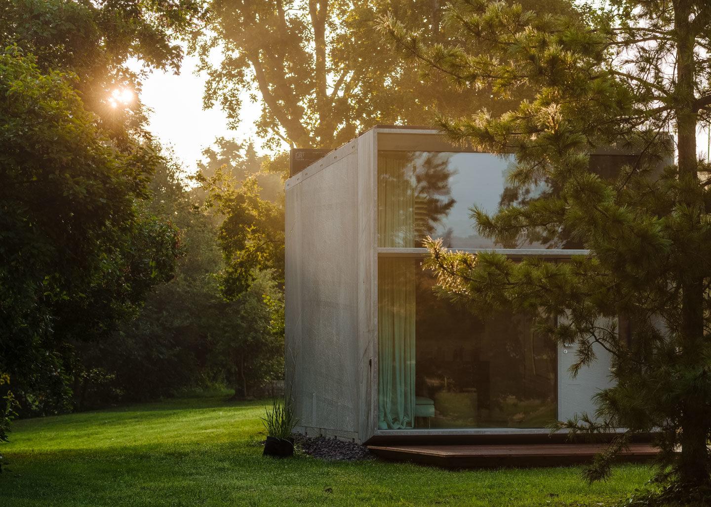 Портативний бетонний будинокKoda – цікавий але дорогий винахід (Фото)