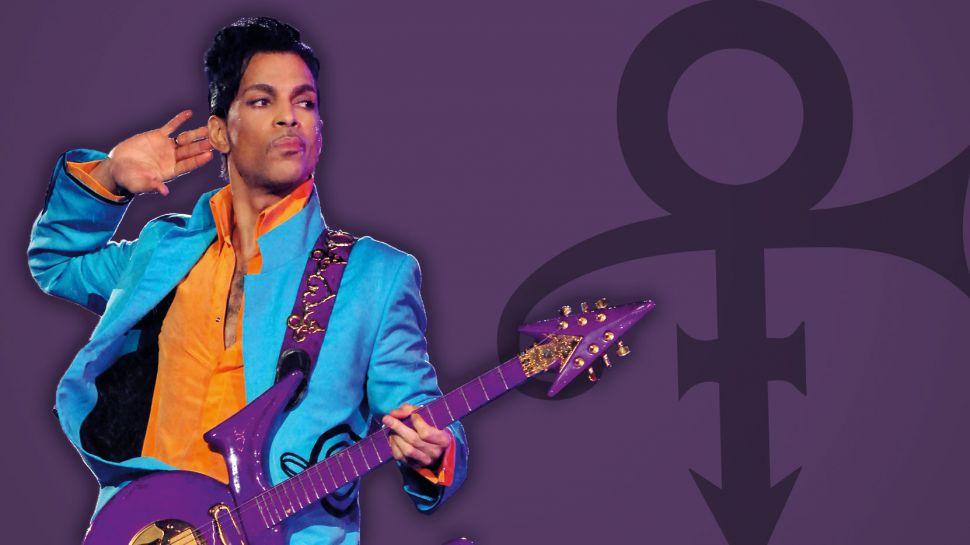 Покійний співак Prince отримав свій пантонний колір