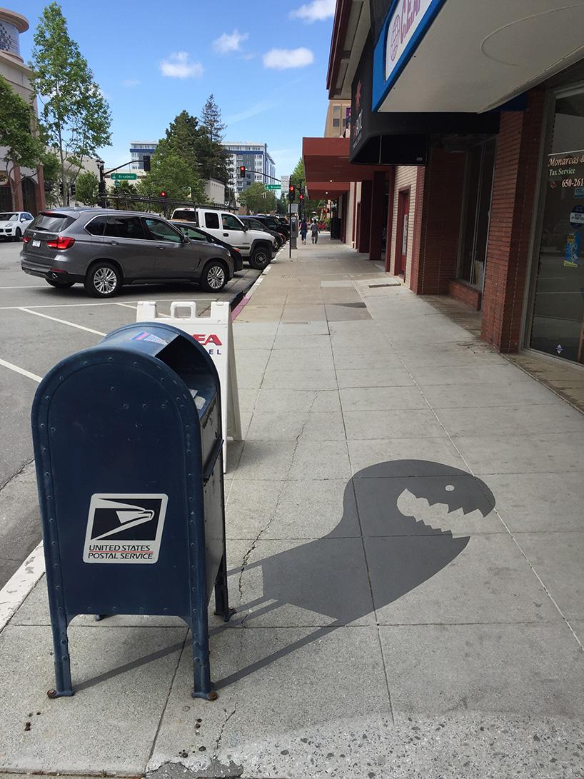 Стріт-арт у США: як поштова скринька може вас налякати!