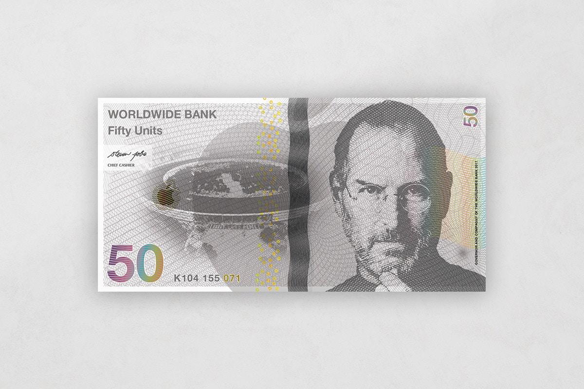 Якою була б валюта ІТ гігантів світу