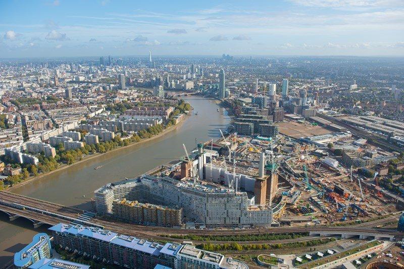 """У центрі Лондону створять нову """"мегазону"""" за $16,5 млрд (Фото)"""