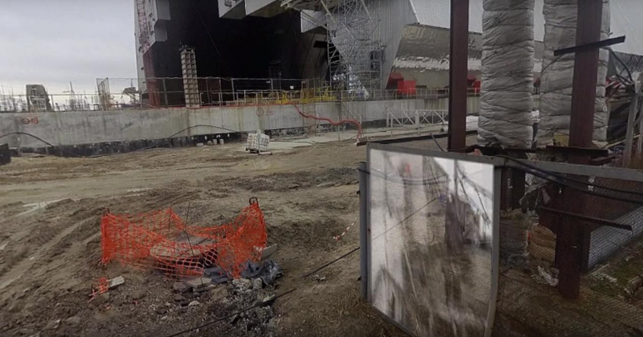 Моторошний віртуальний тур по Чорнобилю від поляків (Відео 360)
