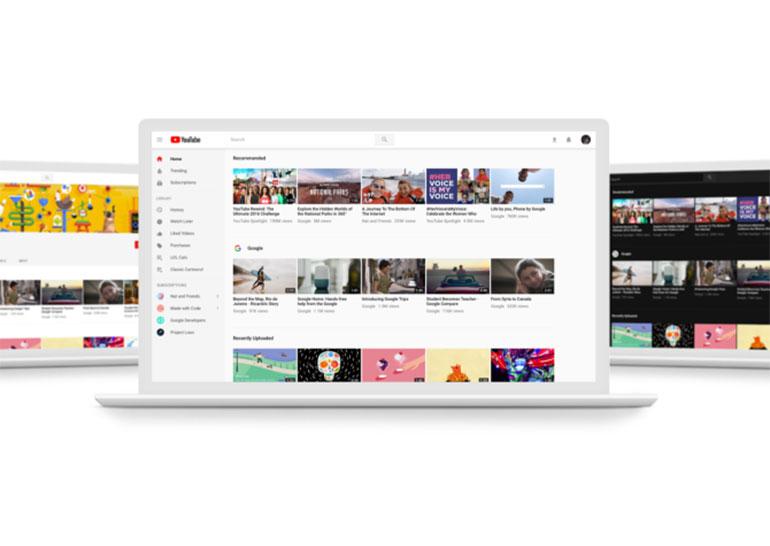 Зустрічайте новий дизайн YouTube
