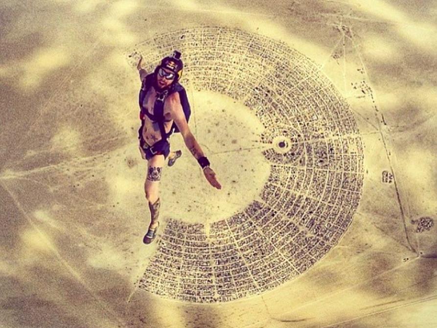 Ще 1 причина, чому Burning Man – це нереально крутий фестиваль